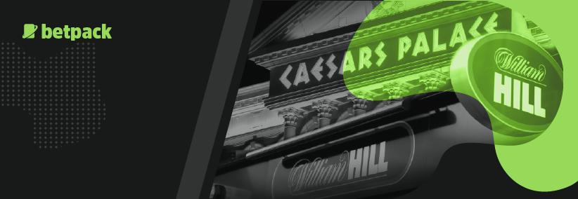 Caesars Starts the Bidding for William Hills' European Assets