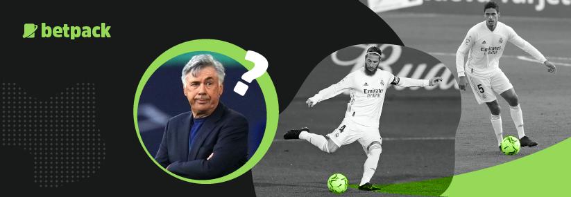 The Carlo Ancelotti Conundrum - Will Varane and Ramos Stay?