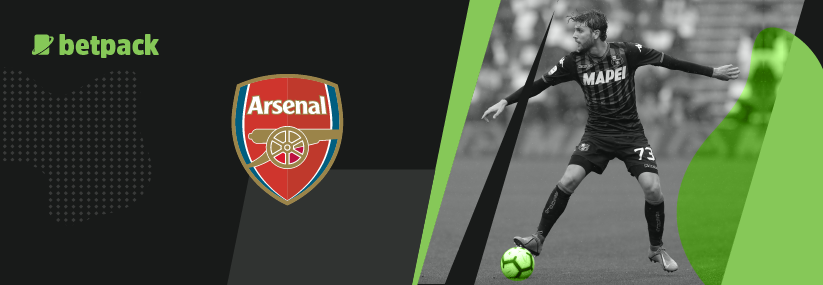 Arsenal targets the 23-year-old Manuel Locatelli for an unmatchable midfield lineup