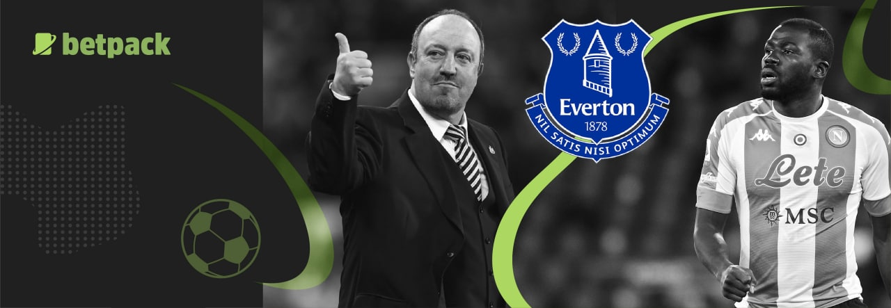 Everton's Benitez wants Koulibaly from Napoli