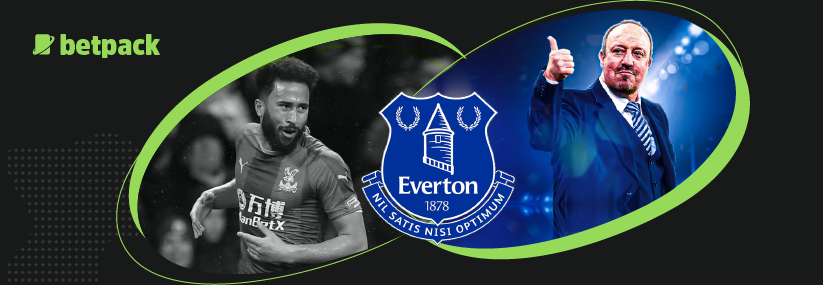 Everton has completed the signing of Andros Townsend