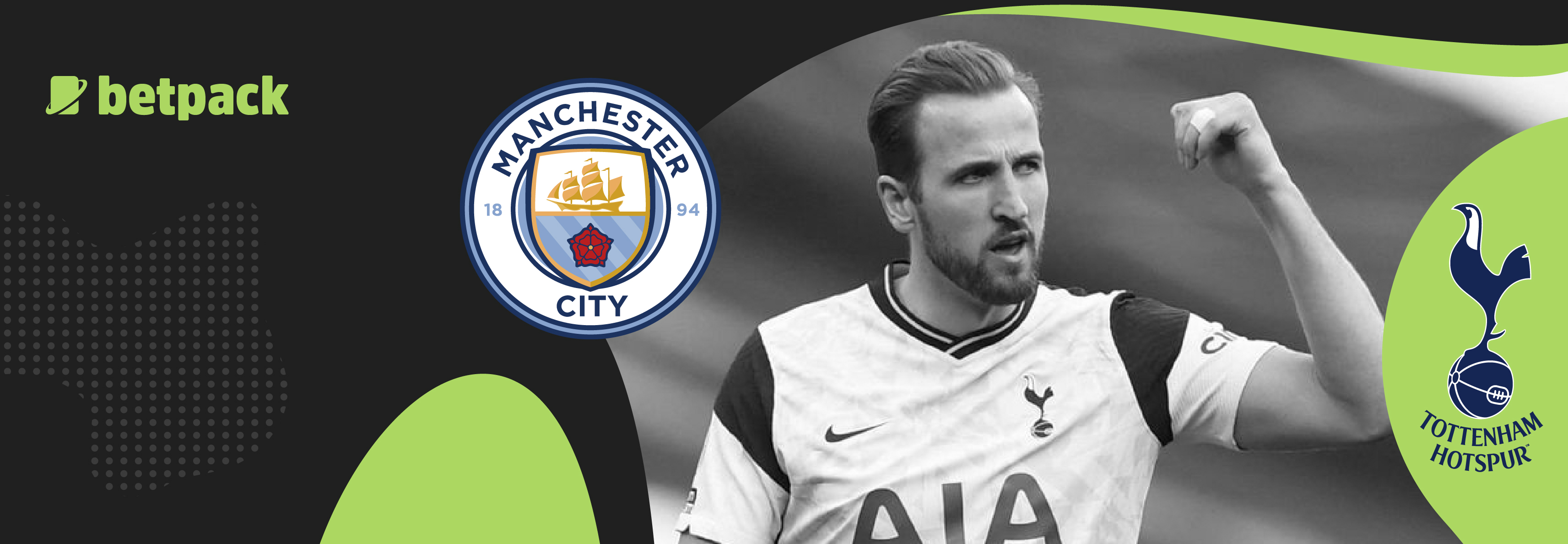 Harry Kane could be heading to Manchester City for £160 million