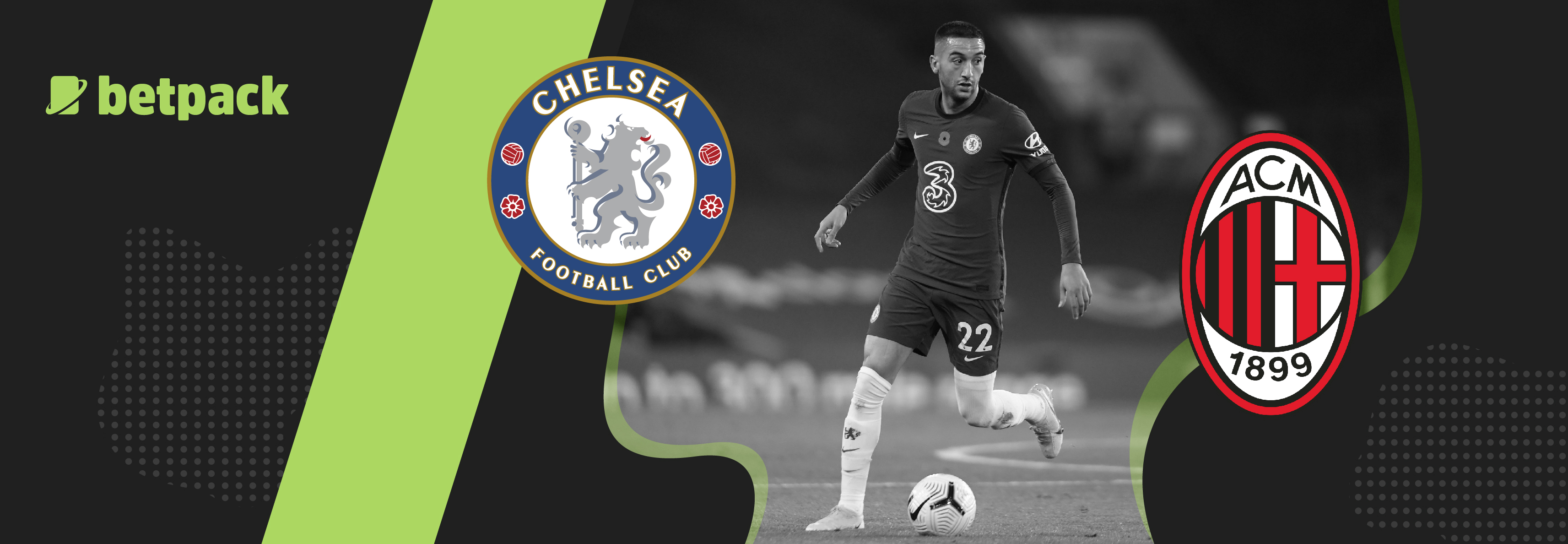AC Milan are interested in bringing Ziyech to the San Siro on Loan