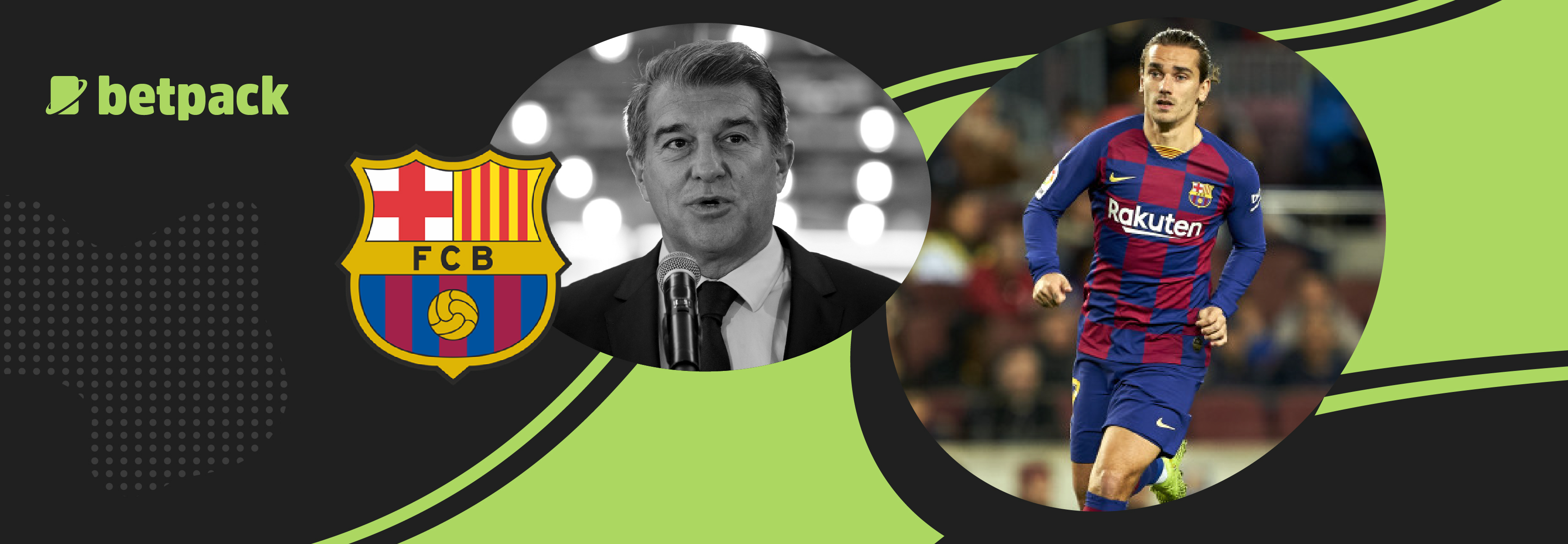 Laporta says the club is open to offers for Griezmann