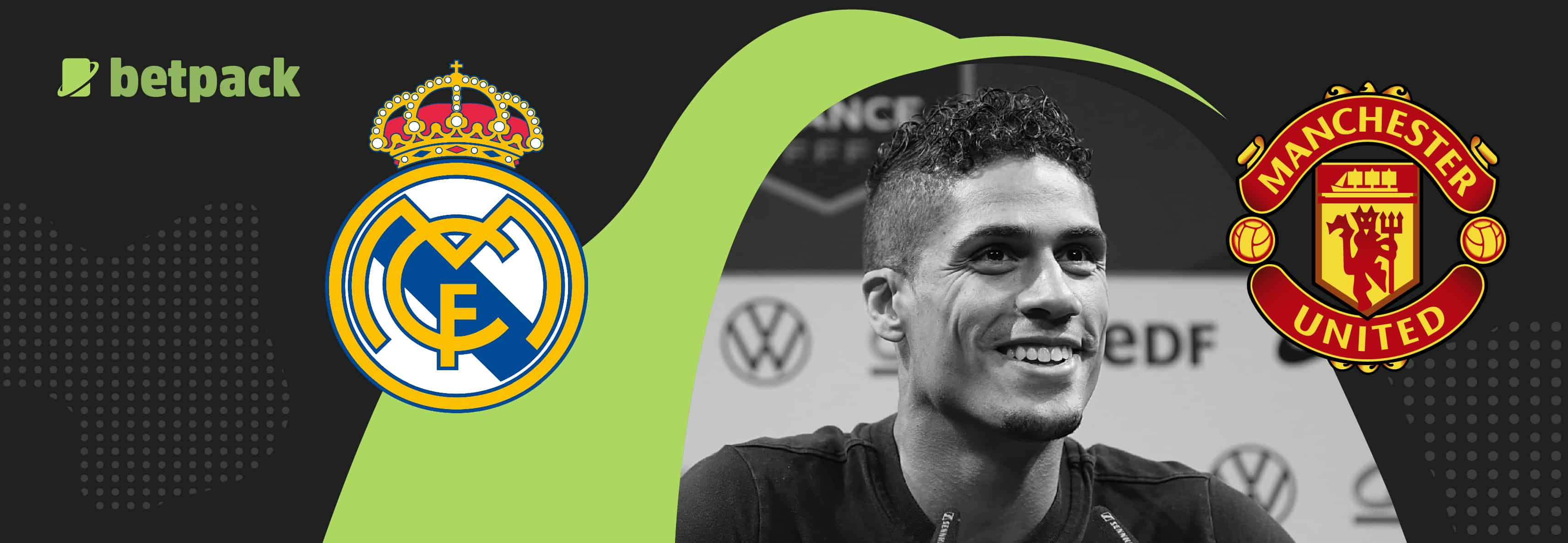 Manchester United Signs Raphael Varane from Real Madrid