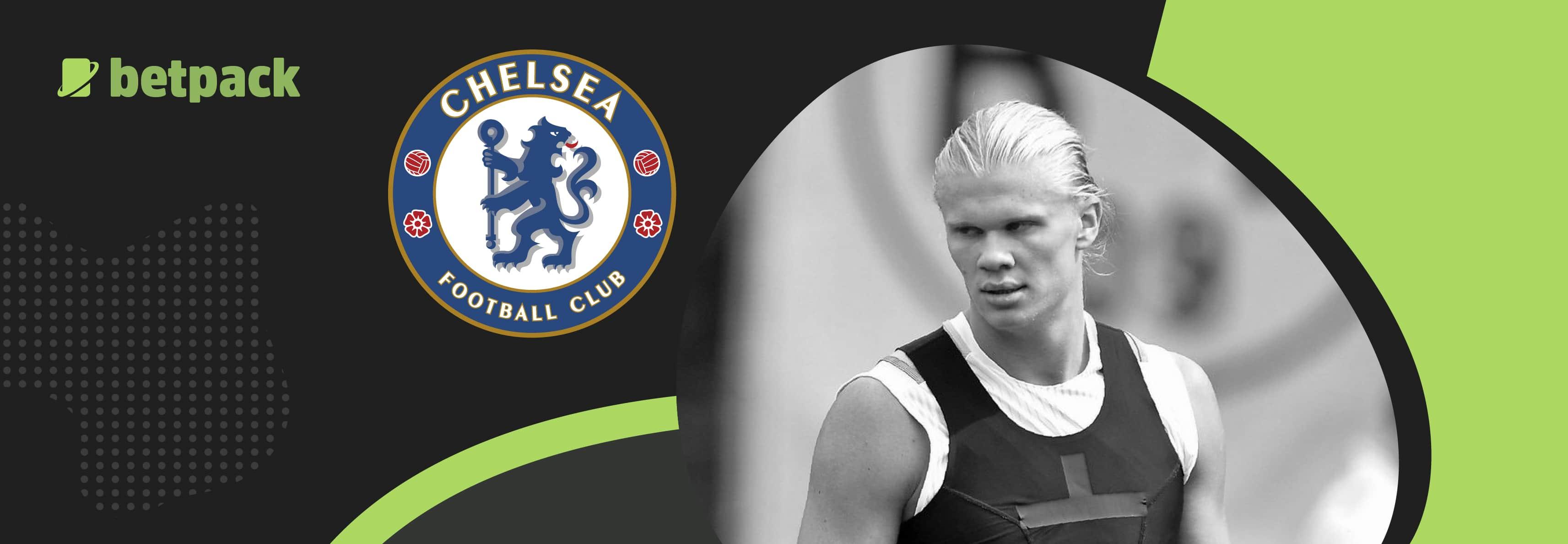 Chelsea Eyeing Erling Haaland and Romelu Lukaku