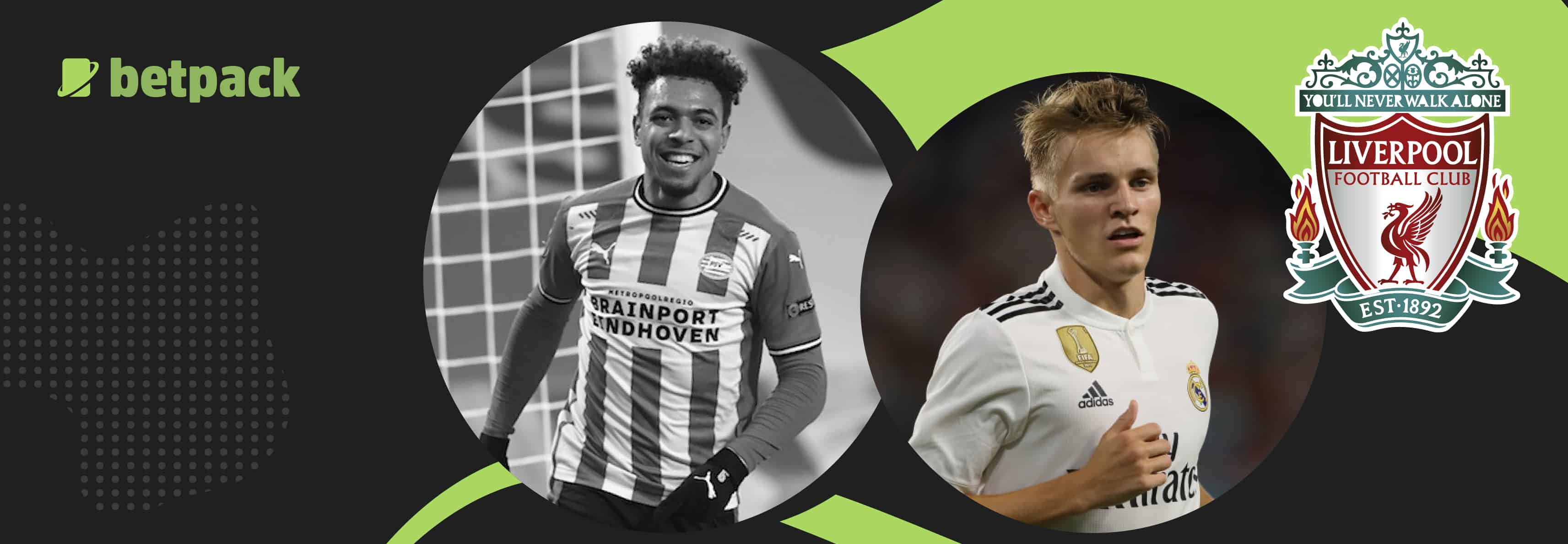 Liverpool Wants Martin Ødegaard as Malen's Replacement