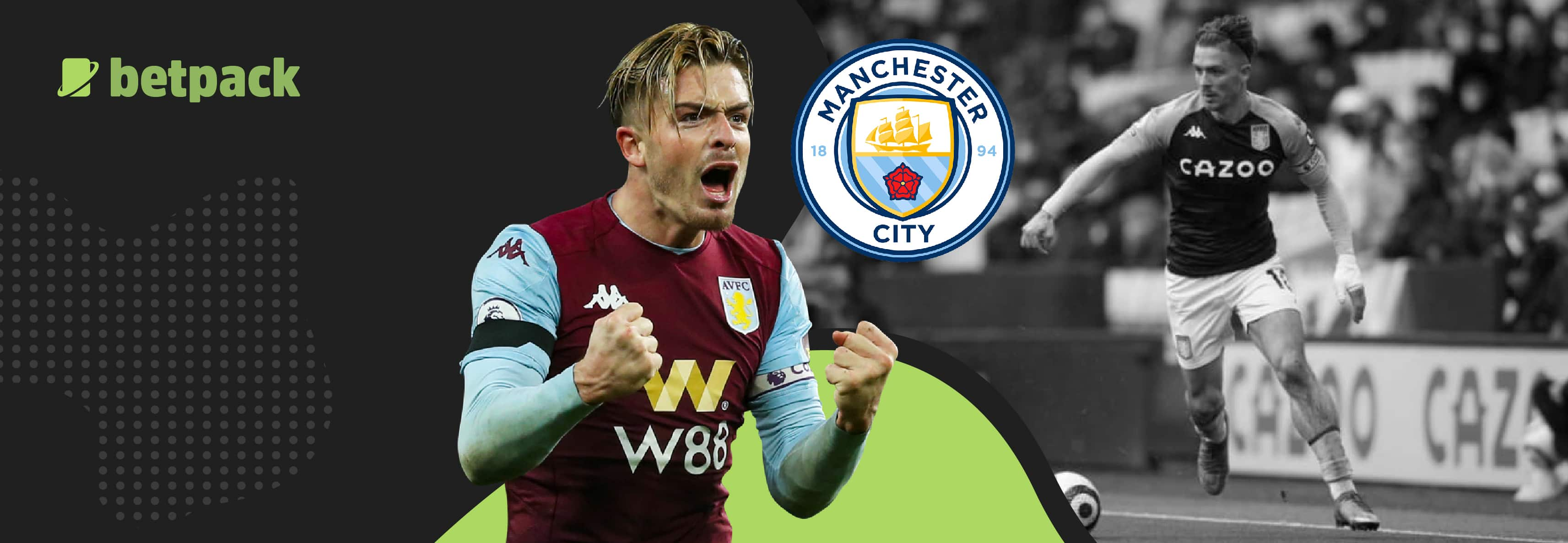 Grealish on the verge of joining Manchester City