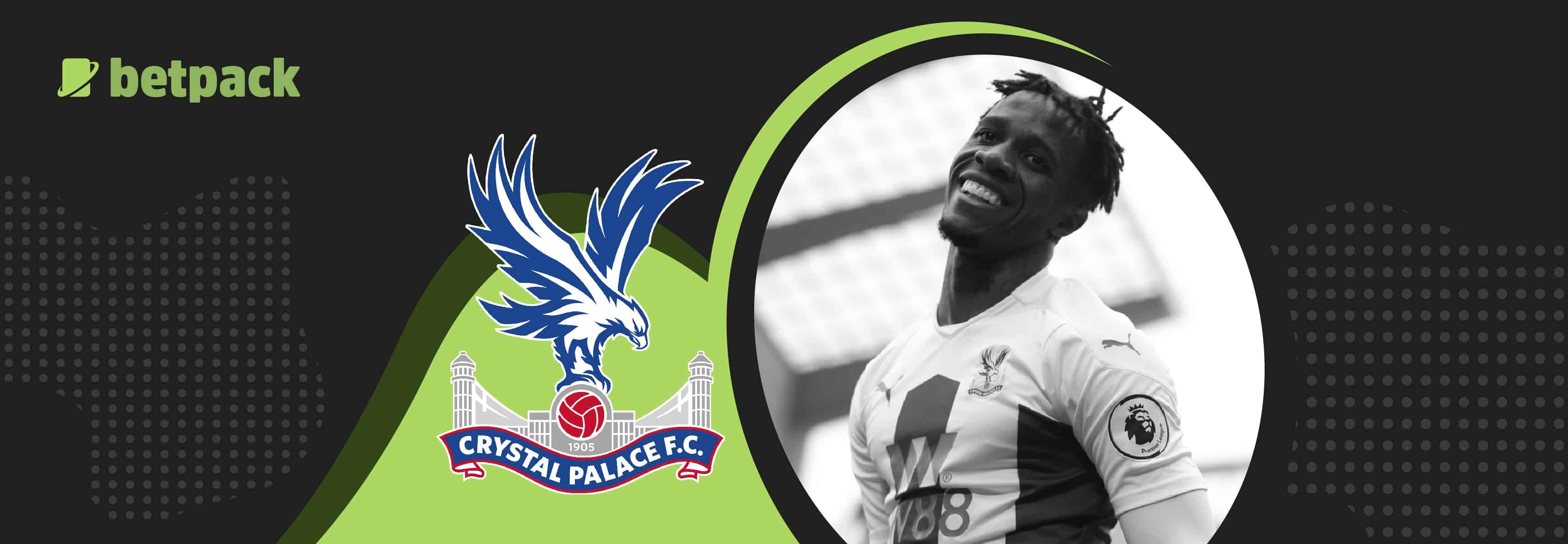 Vieira desperate to keep Zaha at Crystal Palace