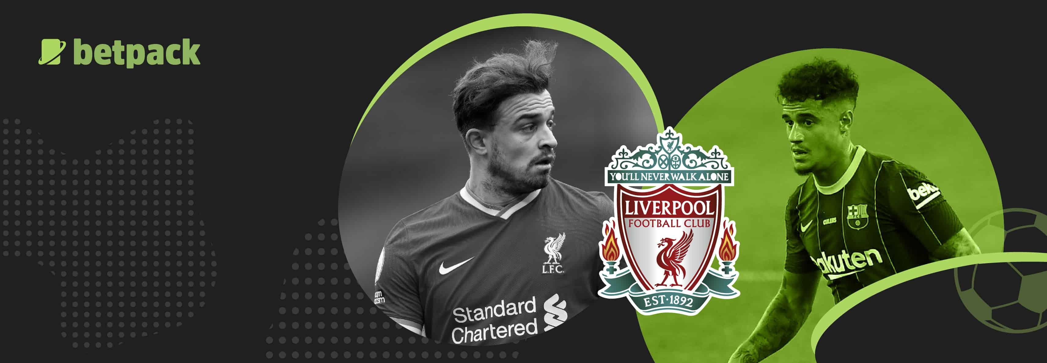 Liverpool eyeing Coutinho return as Shaqiri asks to leave