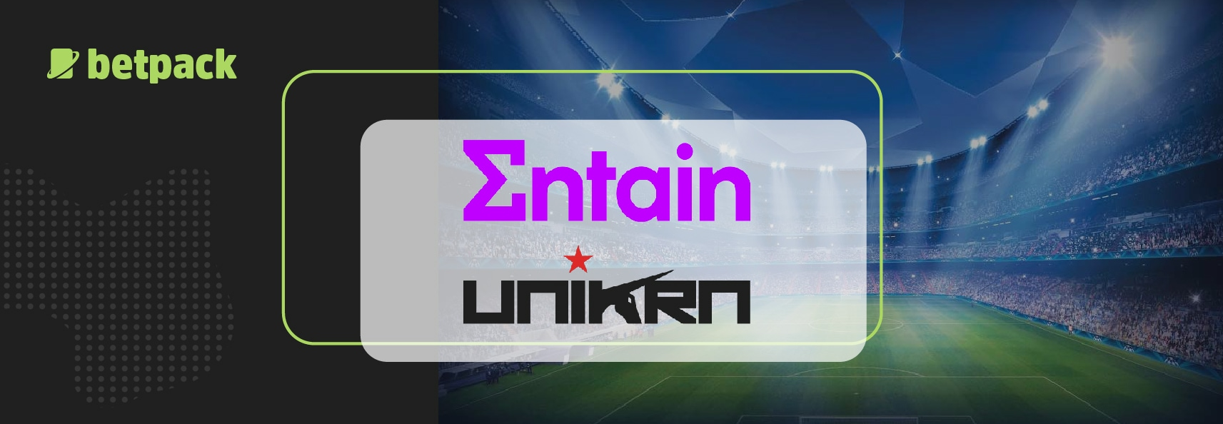 Entain make big move as they acquire esports company Unikrn