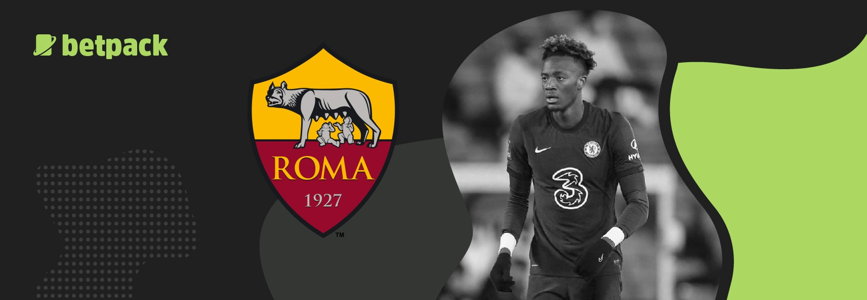 Tammy Abraham finally a Roma player