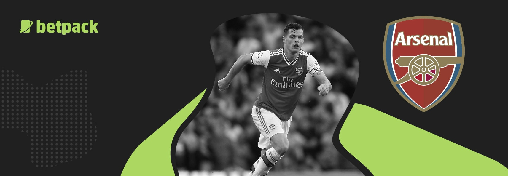 Xhaka renews contract, to stay at Arsenal till 2025
