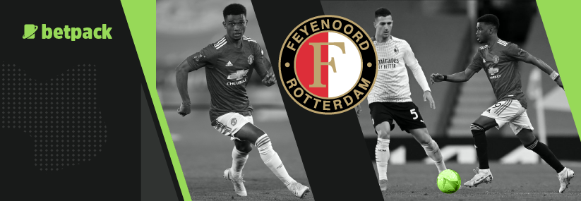 Injury stops Amad Diallo's Feyenoord loan switch