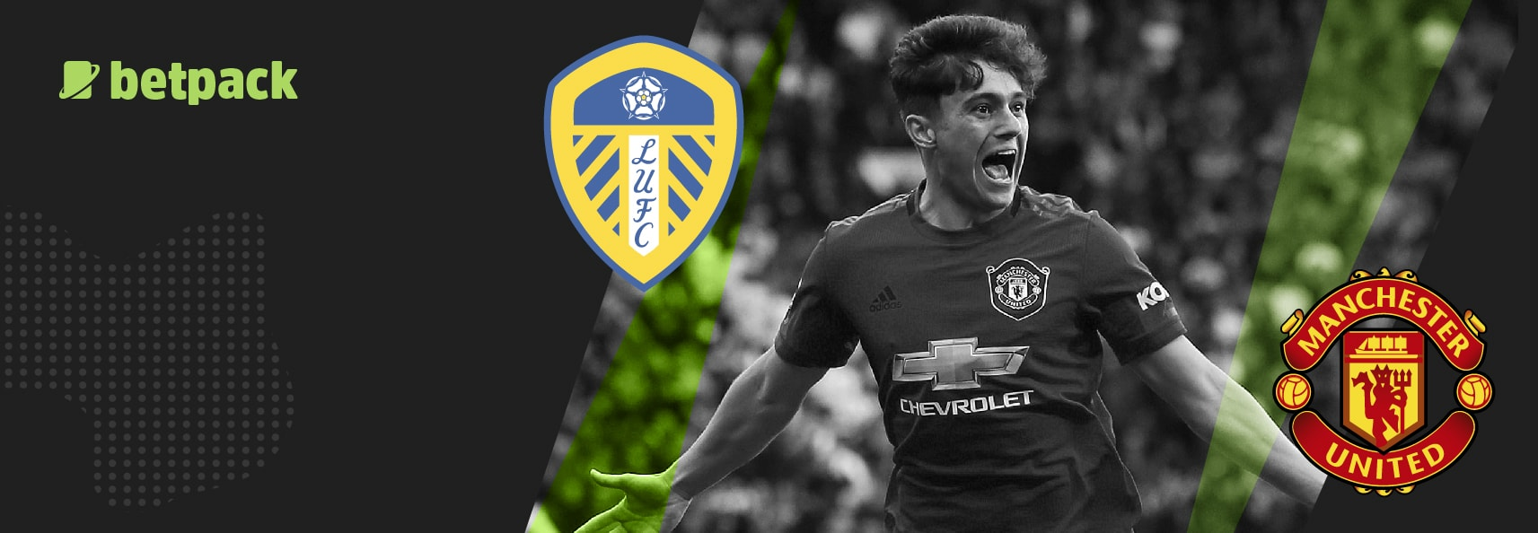 Daniel James about to conclude Leeds transfer