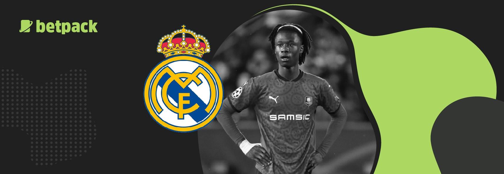 Real Madrid pull off surprise Camavinga deal
