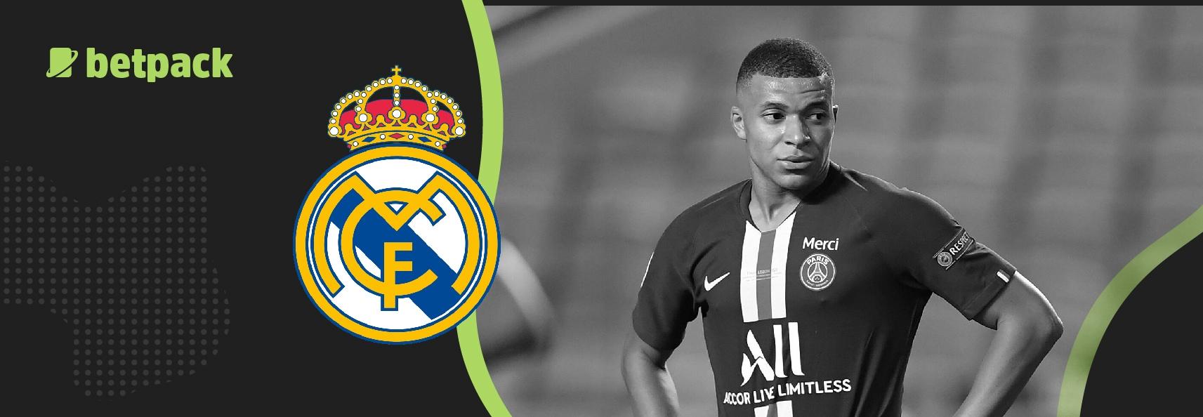 Real Madrid fail with €200m for Kylian Mbappé
