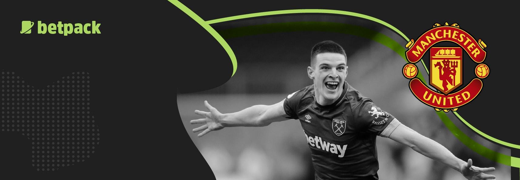 Declan Rice on Manchester United radar for next summer