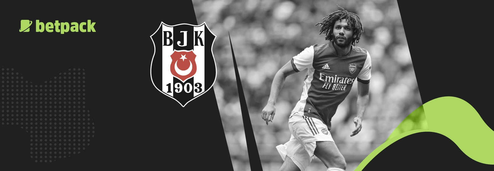 Elneny's possible move to Besiktas breaks down