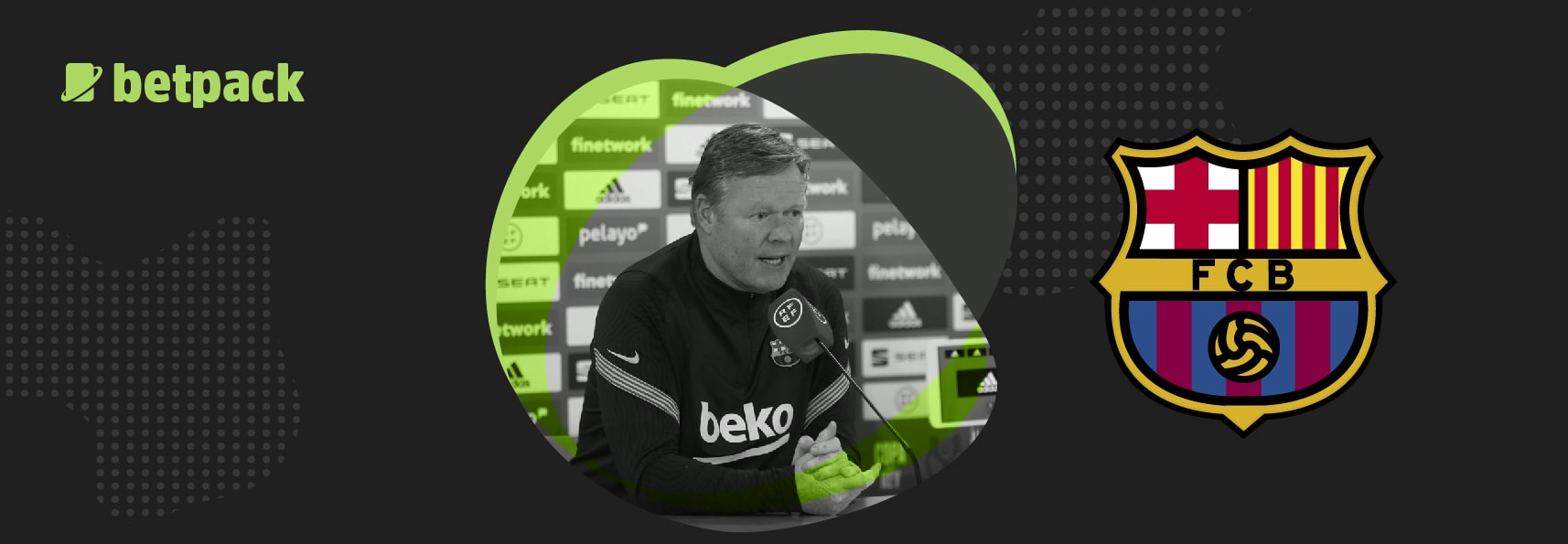 Koeman keen to stay at Barca for a long time