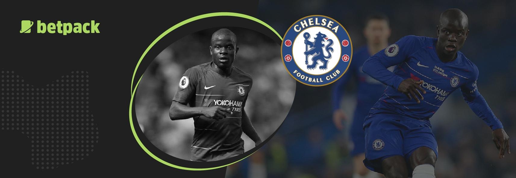 N'Golo Kante could depart Stamford Bridge next summer