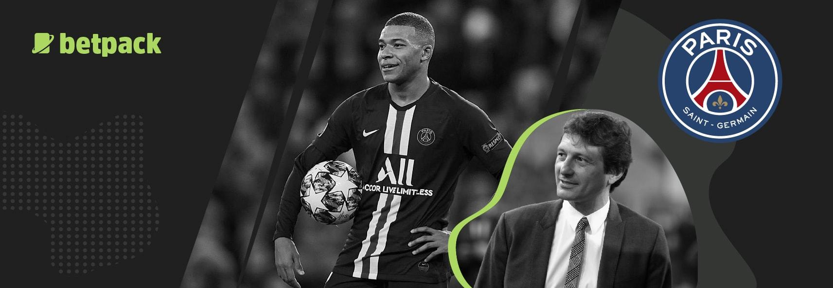 Leonardo makes claim on Mbappe's future at PSG