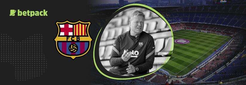 Barcelona reportedly consider Koeman's immediate sack