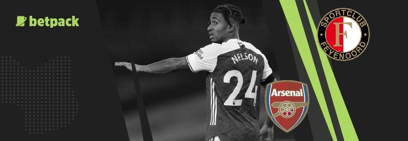 Feyenoord boss hints at Reiss Nelson's future at Arsenal