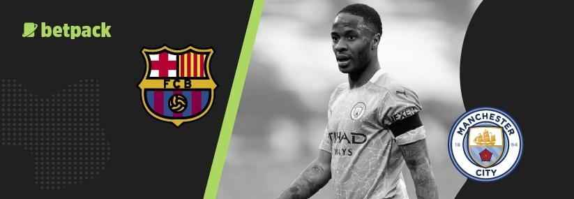 City expect Barcelona bid on Raheem Sterling