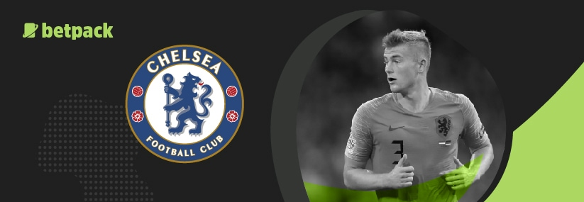 Chelsea panic after details on De Ligt's contract