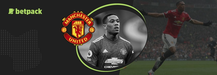 Man Utd reportedly put Anthony Martial up for sale