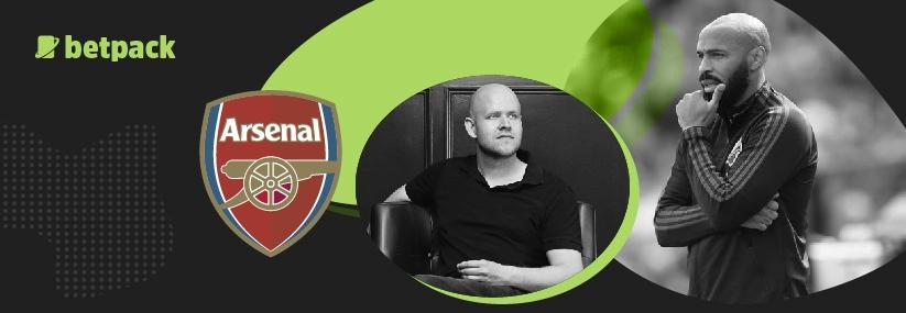 Henry gives an update on Daniel Ek's Arsenal takeover