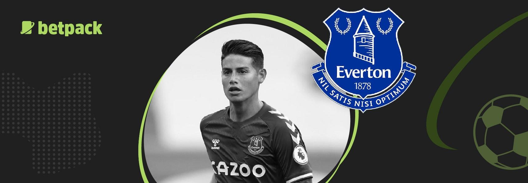 Everton could make signing after Rodriguez departs