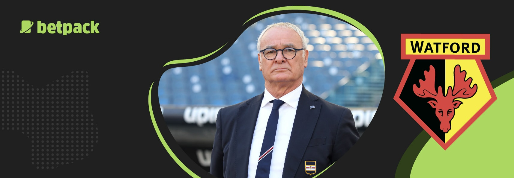 Watford appoint Claudio Ranieri as new manager