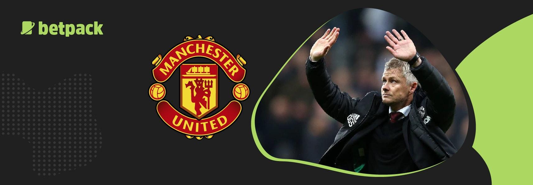 Manchester United back Ole Gunnar Solskjaer