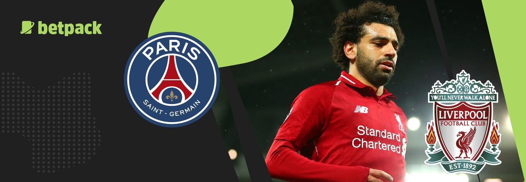 PSG consider move for Liverpool star Mohamed Salah