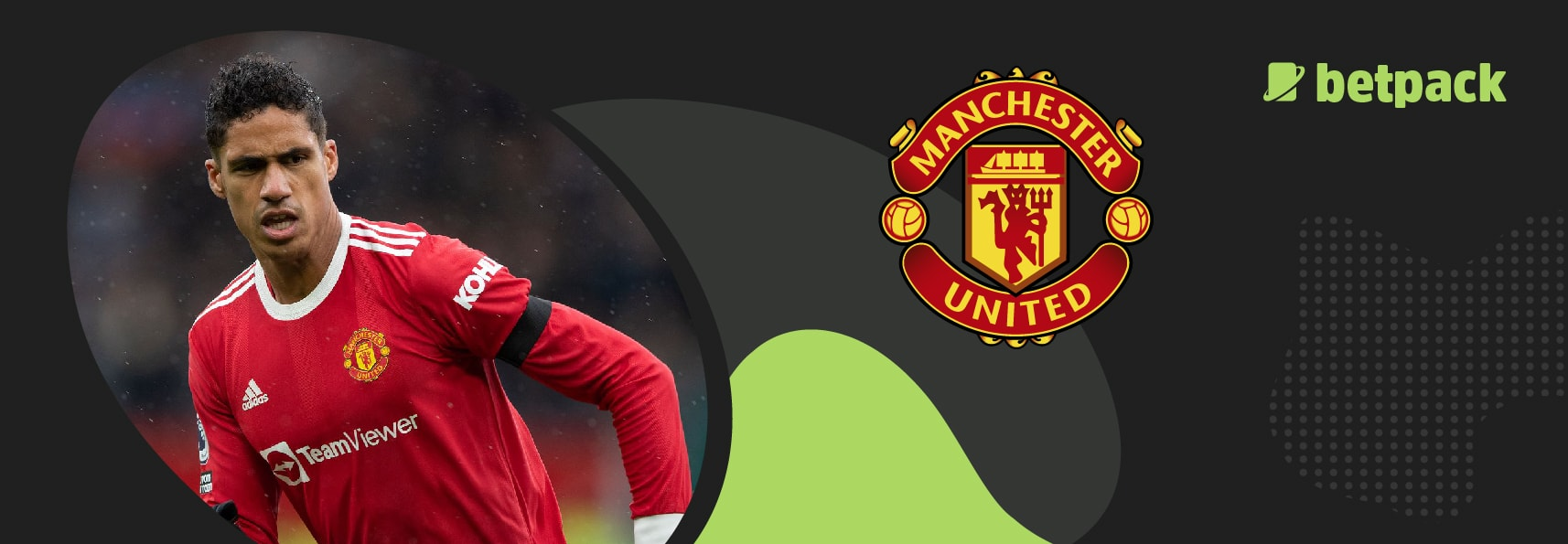 Man Utd's Varane suffers injury on international duty