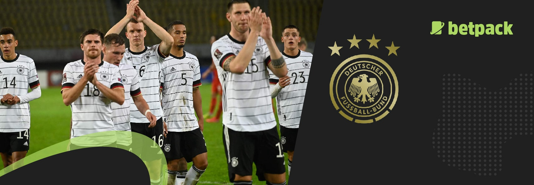 Germany become the first team to qualify for the 2022 World Cup