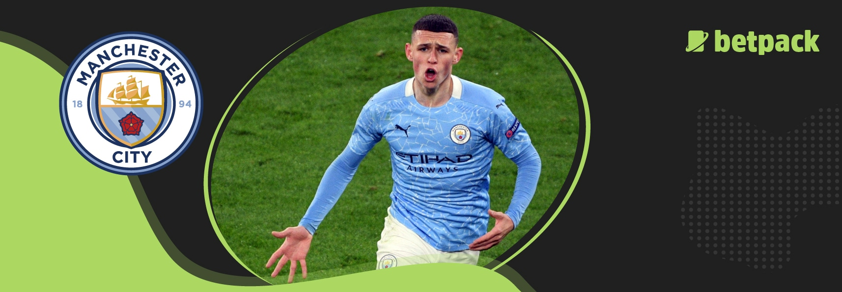 Manchester City set to extend Phil Foden's contract