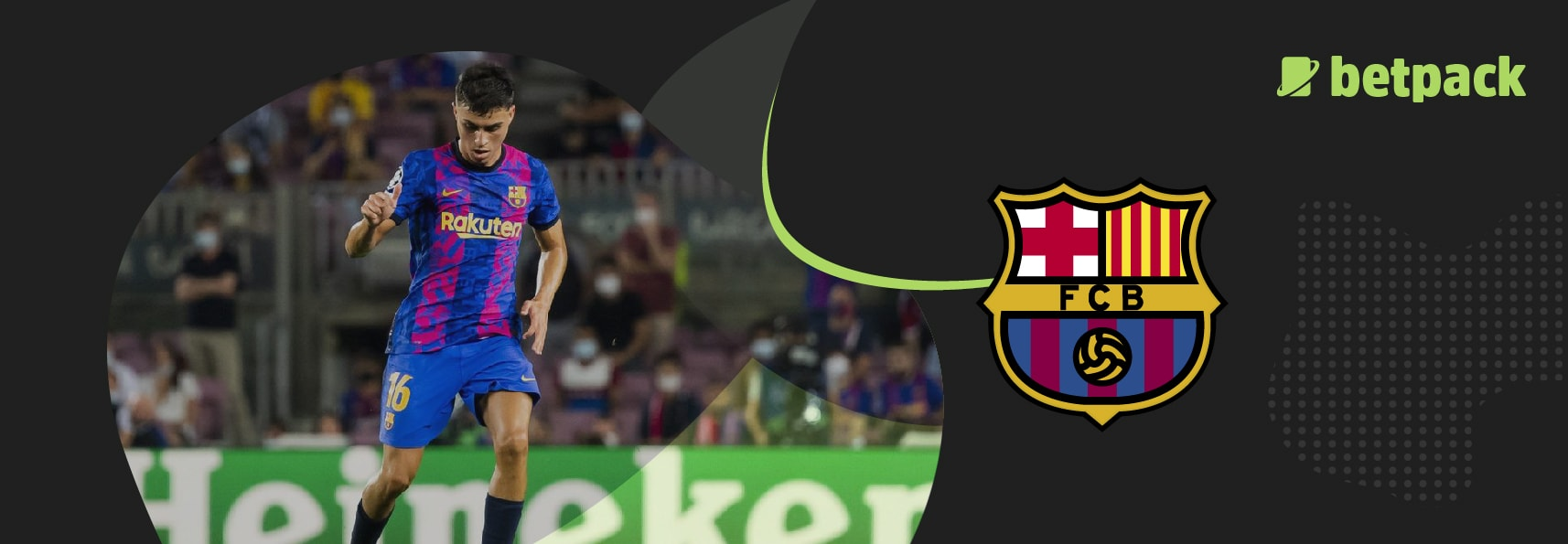 Official: Pedri commits long-term future to Barcelona