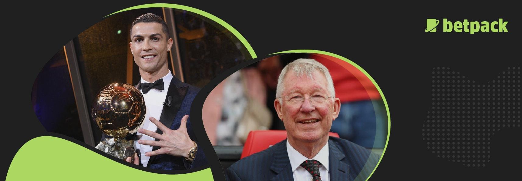 Ferguson explains why Ronaldo should win Ballon d'Or